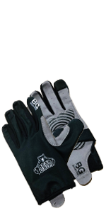 Shield gloves