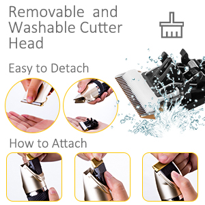 easy to use clippers for dog