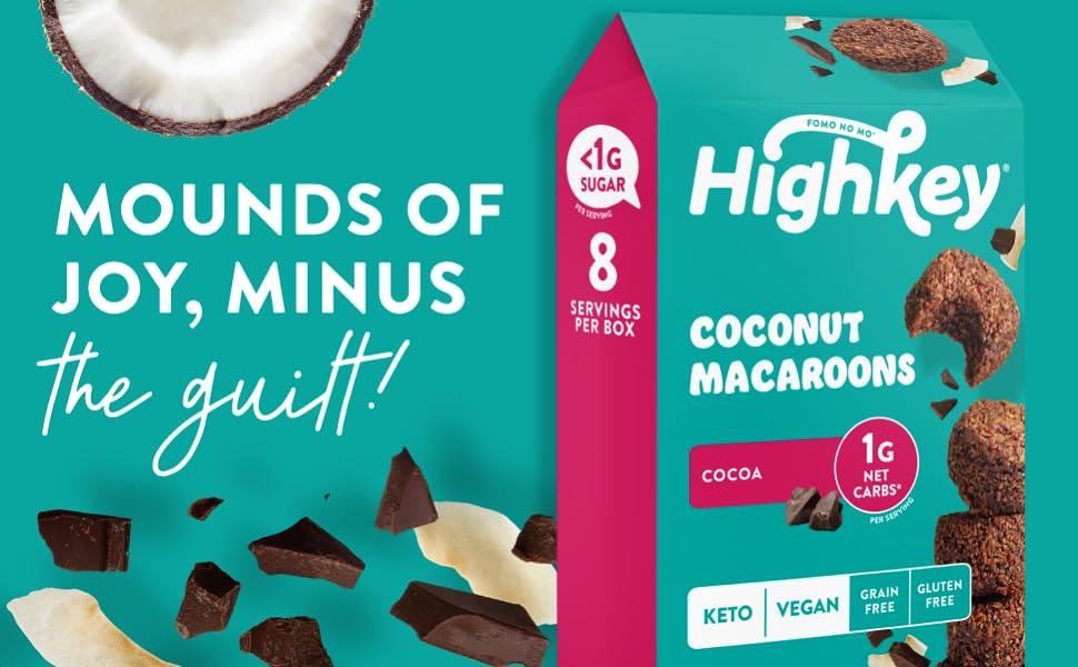 keto cookies snacks vegan food chocolate macaroons desserts macaroon low carb snack coconut clusters
