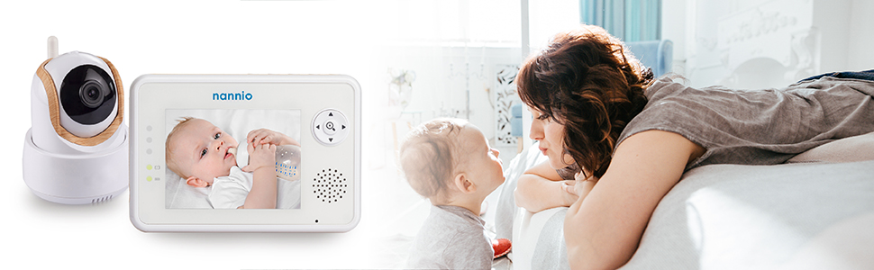 mom newborn baby monitor ifant bebe kid Child
