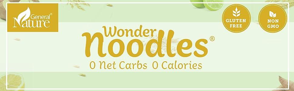 Wonder Noodles Logo