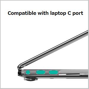 laptop port dust cover