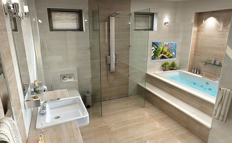 hotel waterproof tv