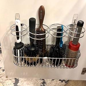 Pikify hair tool organizer