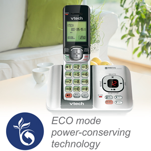 ECO mode to save energy