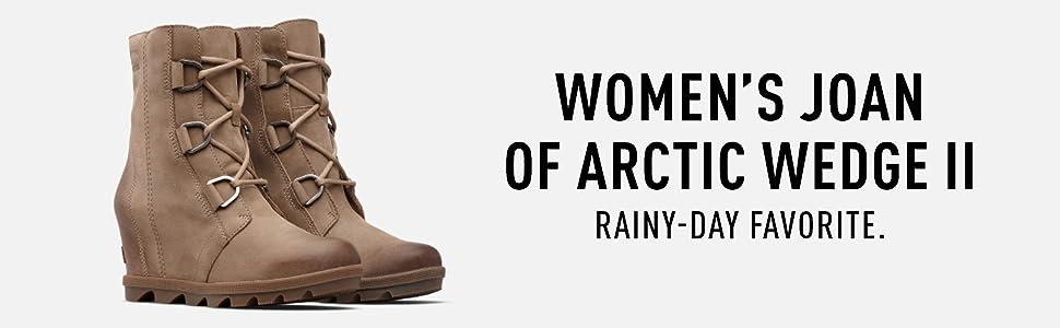 Joan of Arctic Wedge II