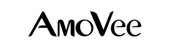 AmoVee Mini Flat Iron Hair Straightener