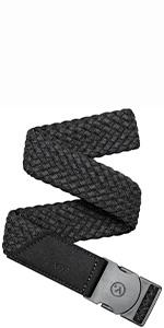 Arcade Futureweave Vapor Belt Black