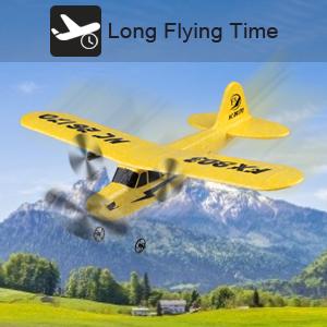 Long Time Flying