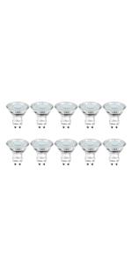 GU10 LED Bulbs Warm White