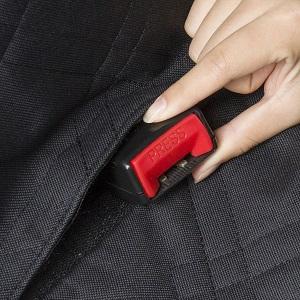 Seat Belt Openings