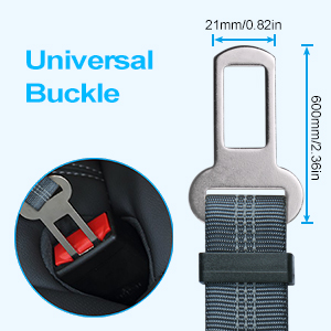 Adjustable Seat Belt
