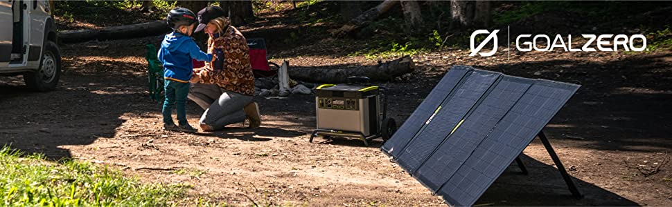 Nomad 200 Solar Panel