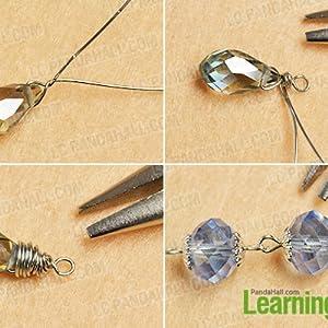 it for craft diy bracelet making accessories nickel free ring