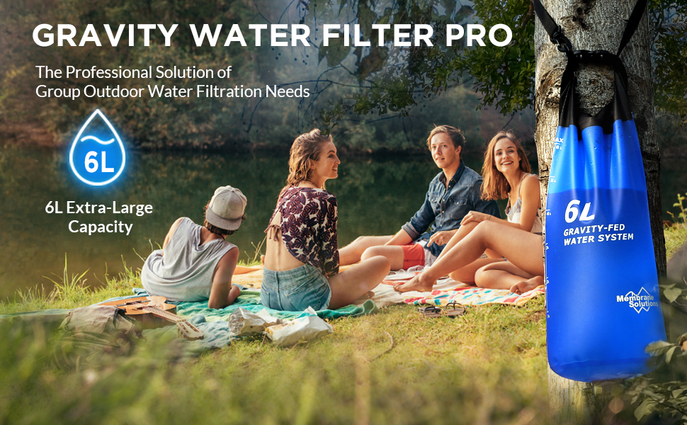 water filtration system survival