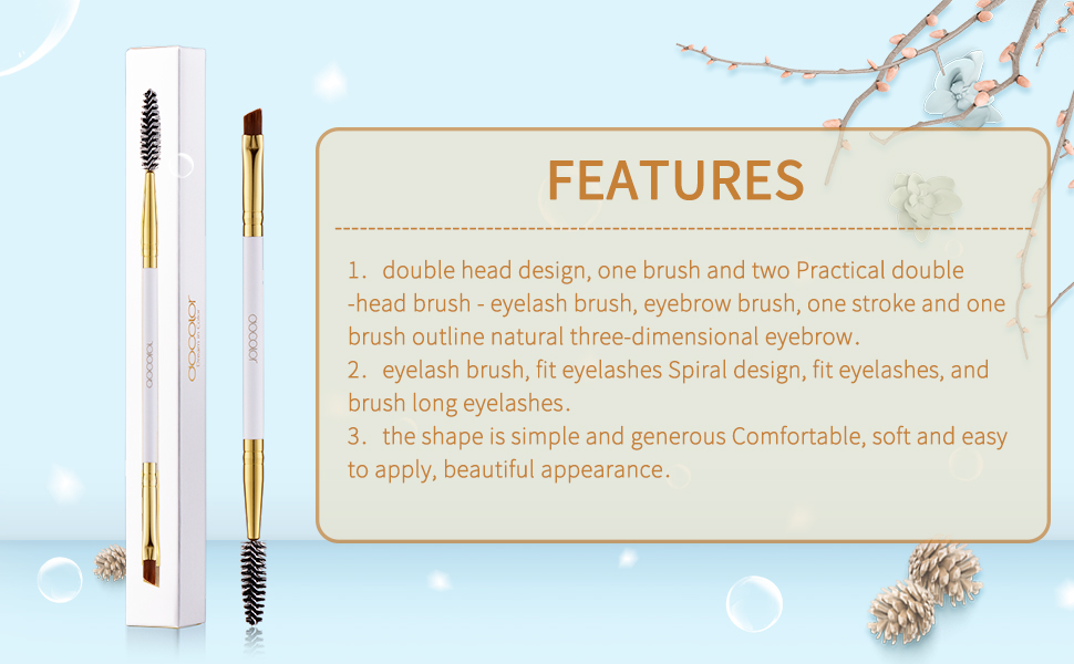 brush features