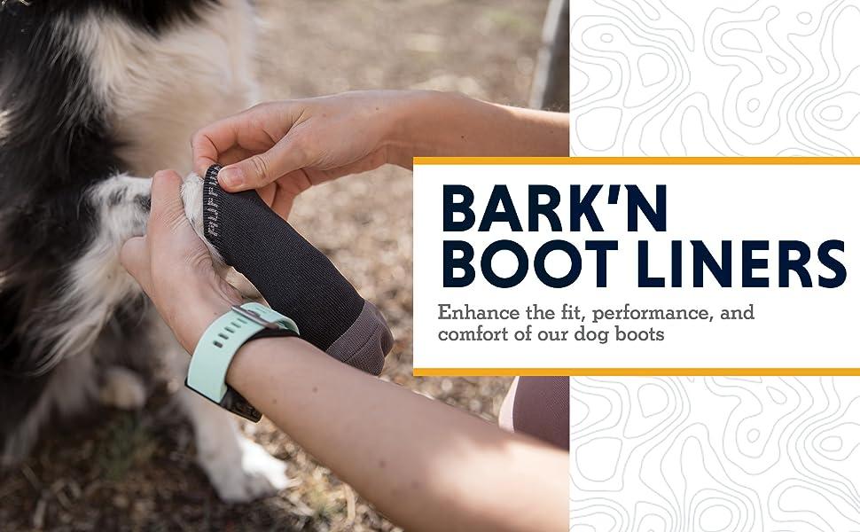 Bark'n Boot Liners