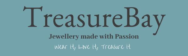 TreasureBay Jewellery Logo