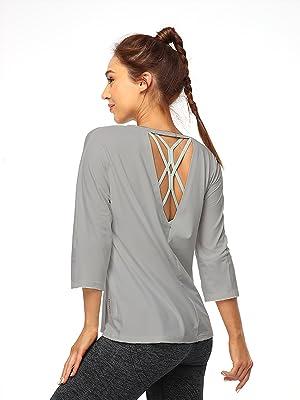 open back long sleeve