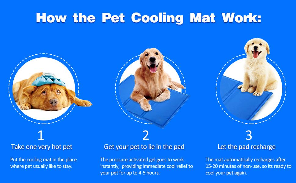 Pet cooling mat 5