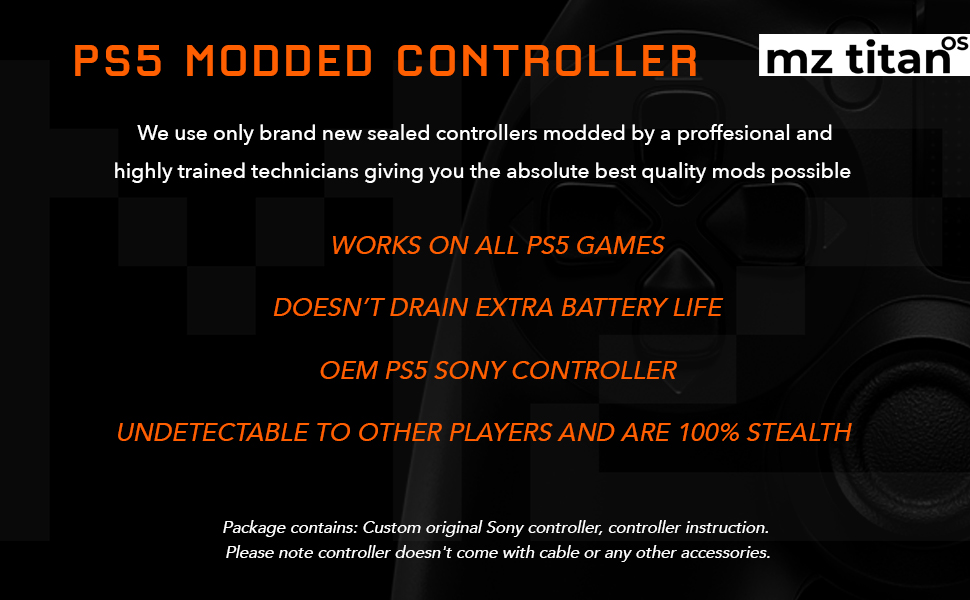 ps5 modded controller