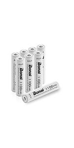 ニッケル水素電池 単4