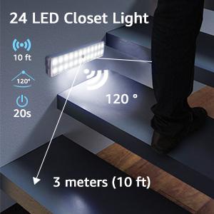 led шкаф светлина