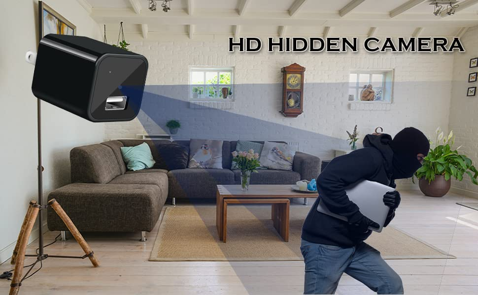 Flashandfocus.com 6fc88464-c5fa-490d-8494-3c9778d0078b.__CR0,0,970,600_PT0_SX970_V1___ 1080P Hidden Camera Charger with 32GB SD Card, Full HD Camera, Mini Nanny Cam with Motion Activation, No WiFi…
