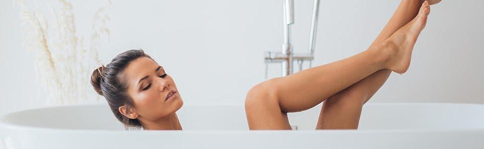 Baden mit Stil, Wohndirect macht hochwertige Badematten zu einem fairen und günstigen Preis.