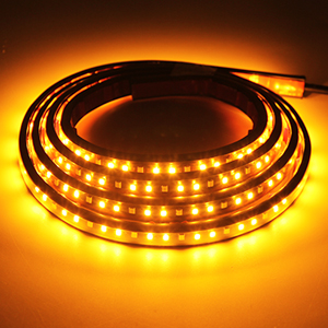 70inch Truck LED Running Board Light amber