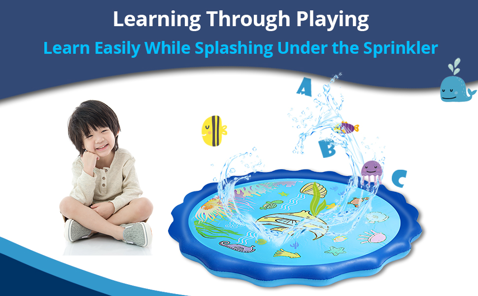 LEARNING THROUGH PLAYING