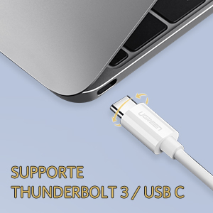 UGREEN Usb C To Usb Type B 2.0 Cable Type C Printer Scanner Cord