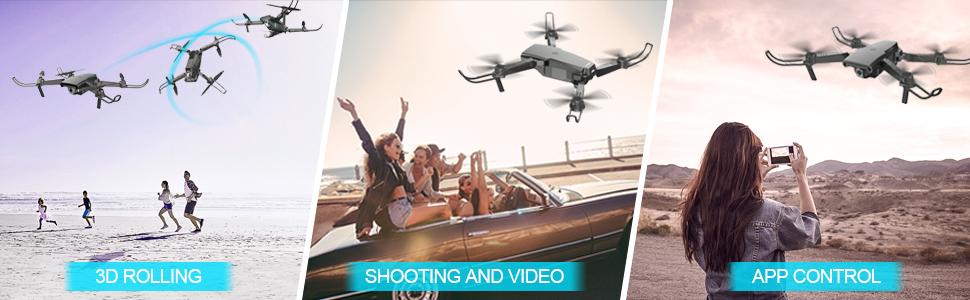Drone multifuncional