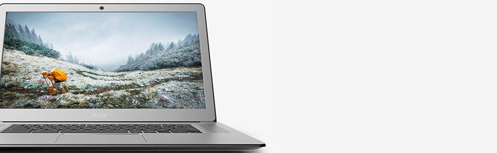 Acer Chromebook 15 Stock Image