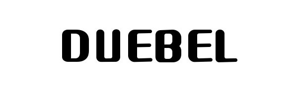DUEBEL woodworking tools