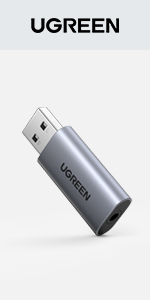 USB オーディオ変換