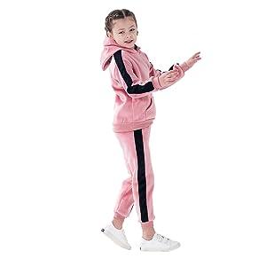 Girls Jogging Suit