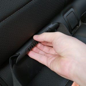 bench car seat protector