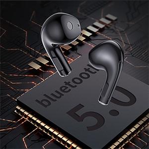 Lermom wireless earbuds P2-08