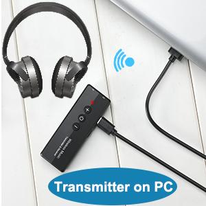 TX - Transmitter Mode on PC