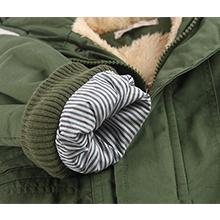 cuff details