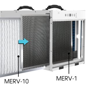 dehumidifier MERV-10