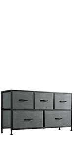 5 drawer
