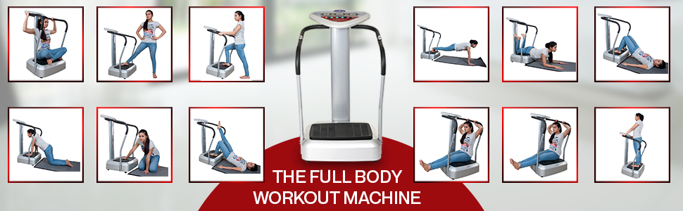 full body multiple workouts at home