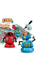 Indictive Robot Toy