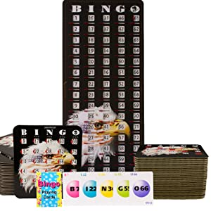 bingo shutter cards set