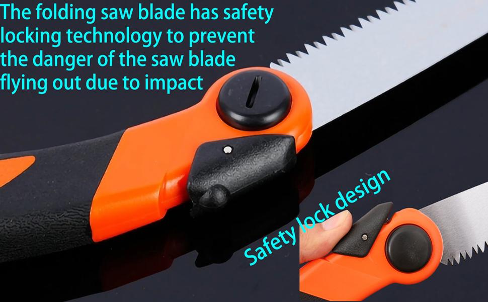 High-quality handsaw