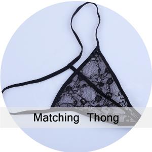 Matching Thong