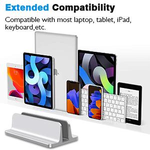 Compatible with laptop, MacBook, iPad
