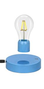 levitating light bulb ,Christmas gift,floating light bulb